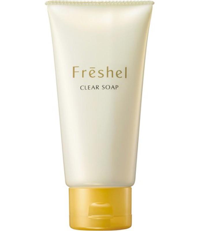 Freshel - 濃密泡沫皂霜-130g