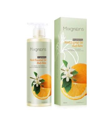 Mixgreens - 橙花植萃透亮潤膚乳-300ml