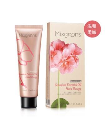 Mixgreens - 天竺葵植萃滋養護手霜-55ml