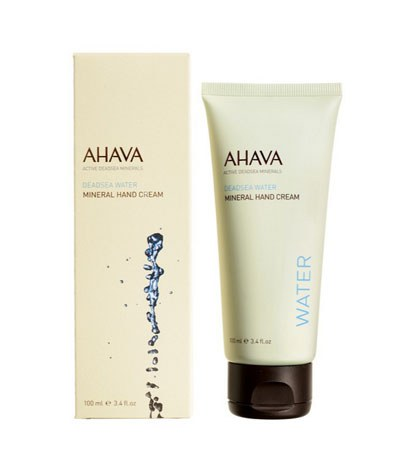 AHAVA - 愛海礦水手霜-100ml