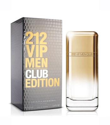Carolina Herrera - 212 VIP電音派對男性淡香水-100ml-100ml