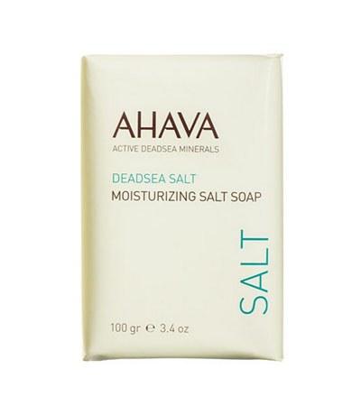 AHAVA - 愛海鑽鹽柔膚皂- 一般膚質及敏感肌適用-100g