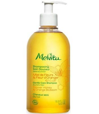 Melvita - 歐盟BIO柔潤洗髮精