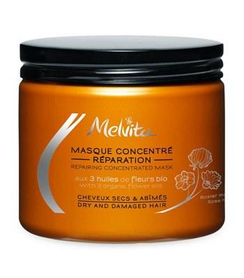 Melvita - 植物油複方修護髮膜-175ml
