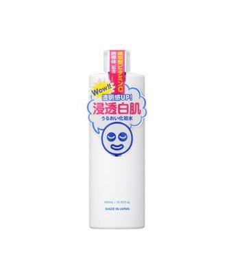 Love Drop - 新透明白肌淨白保濕化妝水-400ml