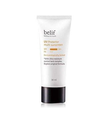 belif - 斗篷草高效水分防曬BB霜SPF20 PA++-30ml