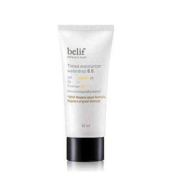 belif - 美人蕉控油乾爽防曬BB霜 SPF43 PA+++-30ml