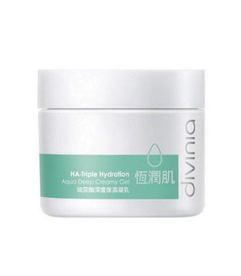 Divinia - 恆潤肌玻尿酸深度保濕凝乳-50g