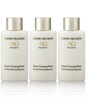 COSME DECORTE - 【超值組】AQ完美精質洗顏露隨身組-1組