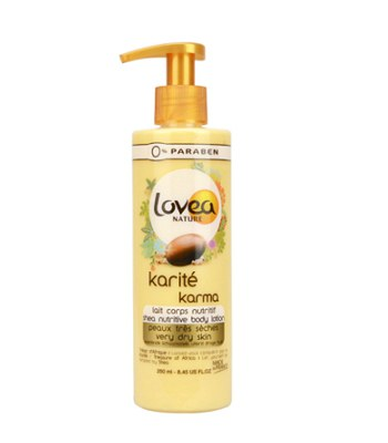 Lovea - 乳油木因緣滋養乳-250ml