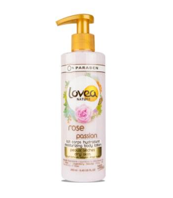 Lovea - 玫瑰熱情保濕乳-250ml