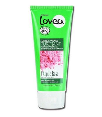 Lovea - 玫瑰礦物泥淨嫩面膜-75ml