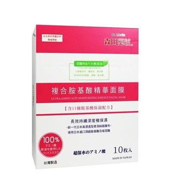 DR. JOU - 複合胺基酸精華面膜-10片