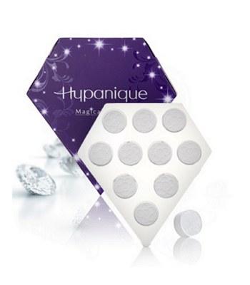 Hypanique - 魔術壓縮面膜錠-10片