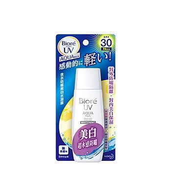 Biore - 含水防曬美白水凝露 SPF30 PA++-90ml