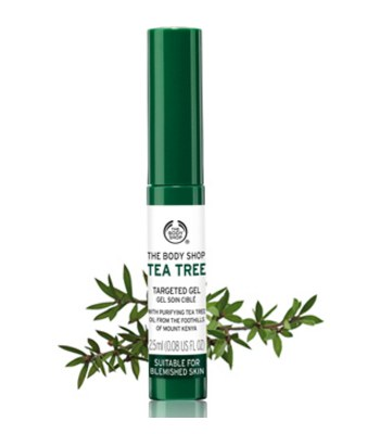 THE BODY SHOP - (升級版)有機天然茶樹淨膚隨身棒-2.5ML