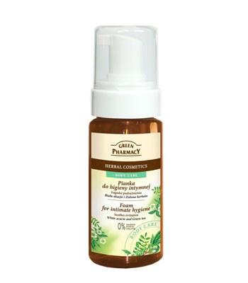 GREEN PHARMACY - 相思樹&綠茶私密潔膚泡泡慕斯-150ml