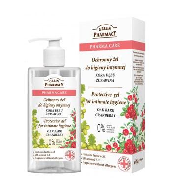 GREEN PHARMACY - 蔓越莓水嫩護膚私密潔膚露-300ml
