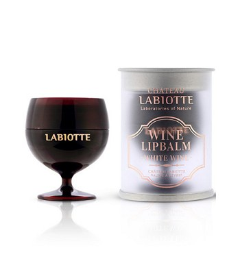 LABIOTTE - 葡萄酒杯護唇膏