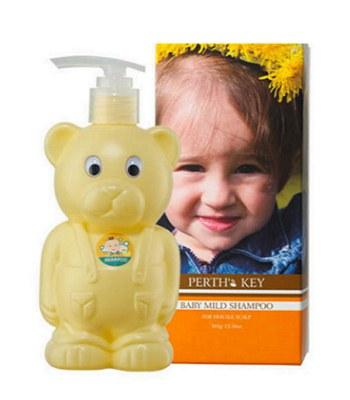 PERTHS KEY - 我的寶寶溫和洗髮露-385g