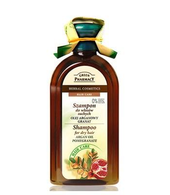 GREEN PHARMACY - 摩洛哥堅果油&紅石榴強健修護洗髮精-350ml