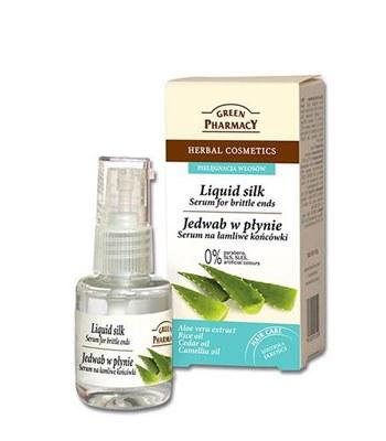 GREEN PHARMACY - 00%蘆薈萃取髮絲精華素 (免沖洗)-30ml