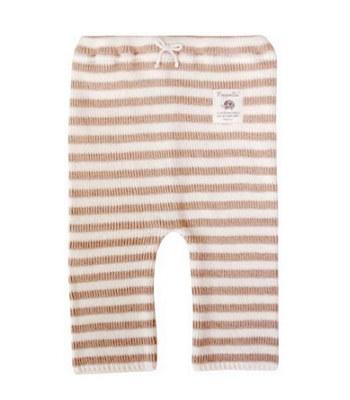 Hoppetta* - 有機棉針織長褲-1件