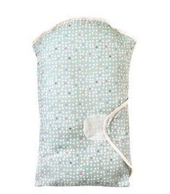 Hoppetta - 彩色蘑菇軟墊包巾