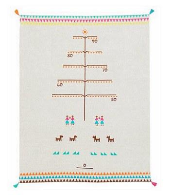 BoBo - 大樹身高尺浴巾-1件