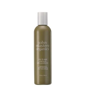 JOHN MASTERS ORGANICS - 【回饋價】鼠尾草護髮洗髮精