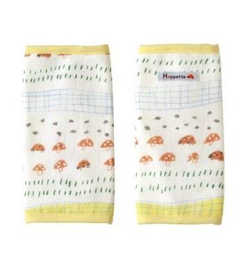 Hoppetta - 蘑菇森林揹巾口水巾-1對