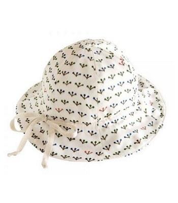 BoBo - 有機棉納斯卡鬱金香帽