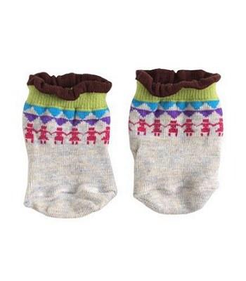 BoBo - 甜蜜家庭新生兒襪-1雙