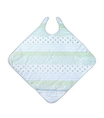 SOULEIADO - 芙蓉花漾洗澡浴巾圍裙