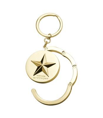 GIVENCHY - 立體星星隨身掛勾-1個