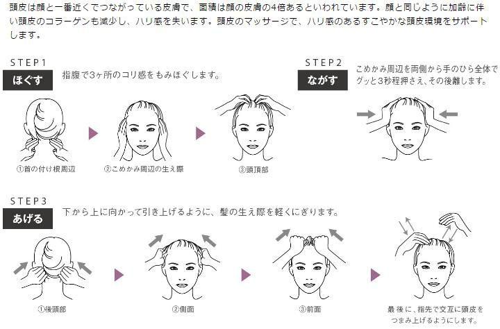 POLA 寶麗 - 能量健髮洗髮精  - 370ml