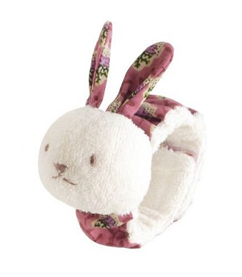 SOULEIADO - 小兔拉拉腕帶鈴鐺-1個