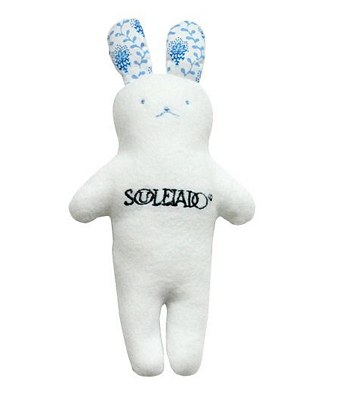 SOULEIADO - 幸福拉拉小兔好朋友  - 一個