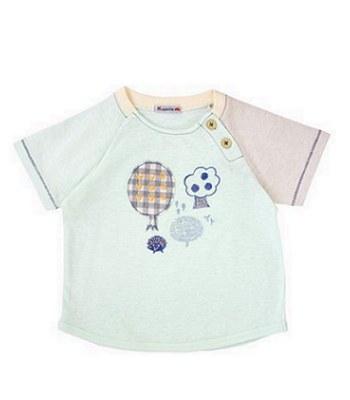 Hoppetta - 刺蝟森林造型T恤