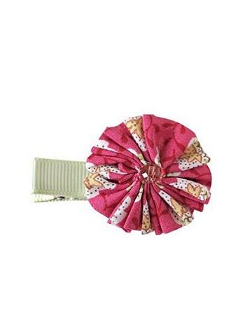SOULEIADO - 芙蓉花型髮夾
