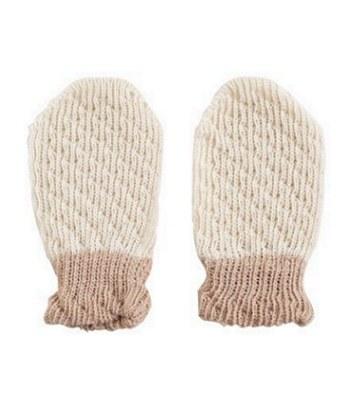 Hoppetta - 有機棉新生兒手套-1雙