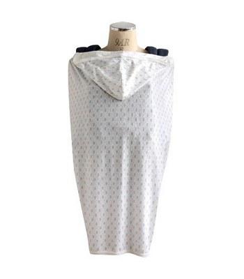 SOULEIADO - 芙蓉抗UV防曬披巾