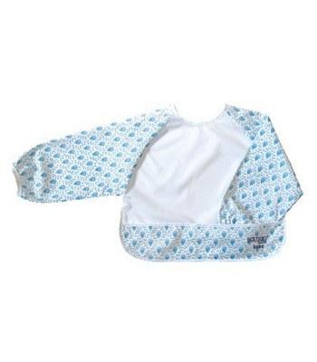 SOULEIADO - 芙蓉花長袖餐圍兜