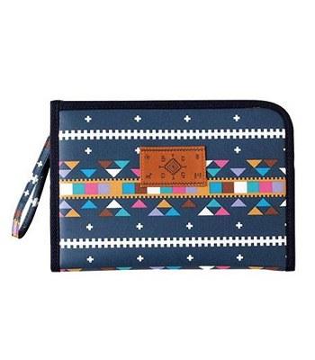 BoBo - 幾何瑪雅雙層母子手冊包-1入