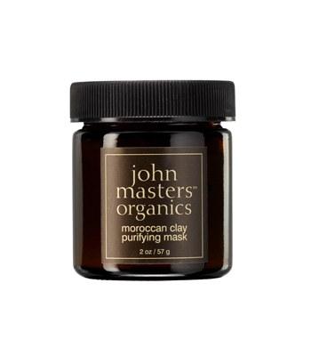 JOHN MASTERS ORGANICS - 【回饋價】摩洛哥淨化平衡泥面膜-57g