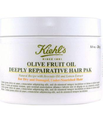 KIEHL'S - 酪梨橄欖滋潤修護髮膜-250ml