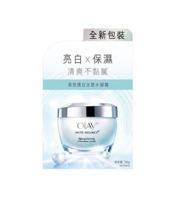 OLAY - 高效透白光塑水凝霜-50g