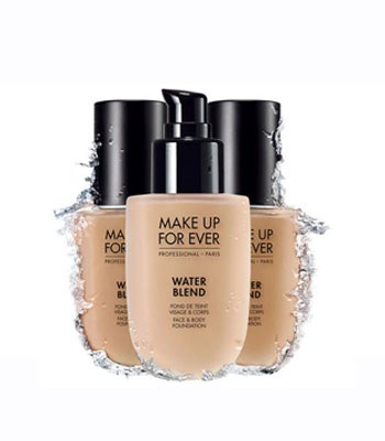 MAKE UP FOR EVER - 【回饋價】恆久親膚雙用水粉霜-Y225 Marble-50ml