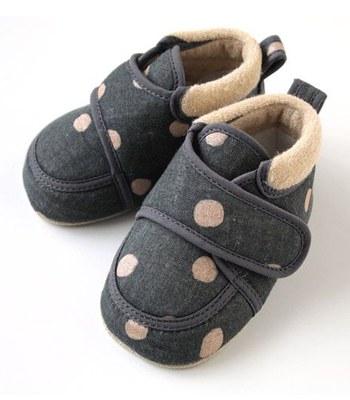 NAOMI ITO - POCHO水玉學步鞋