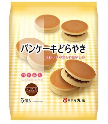 Marukin - 銅鑼燒-原味&紅豆-6入